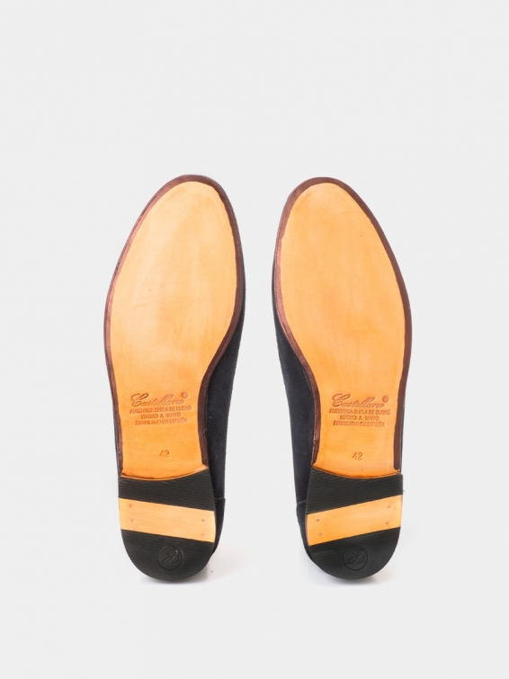 Loafers 2266 navy suede