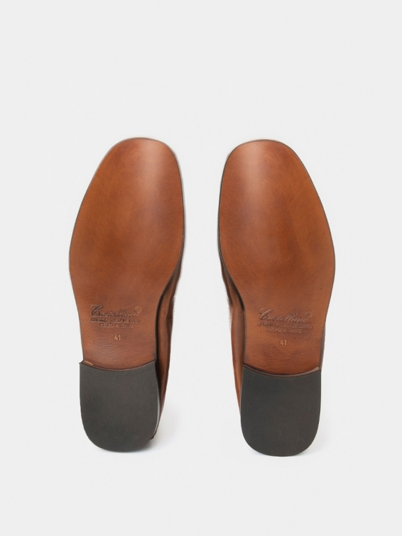 Loafers Alonso florentick brown fer