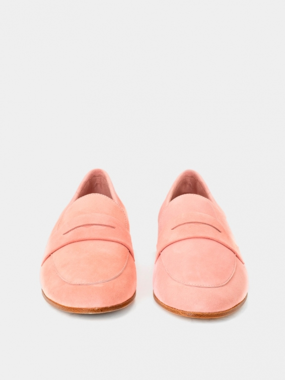 Loafers Cannes colour suede nenuco