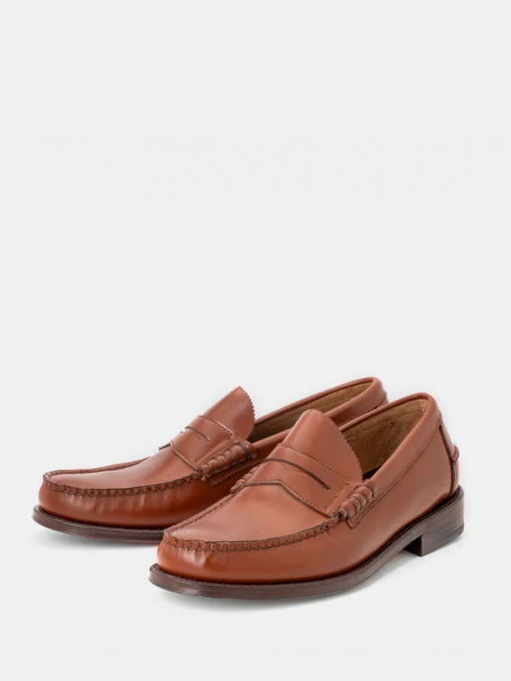 Loafers L100 cast color calf leather
