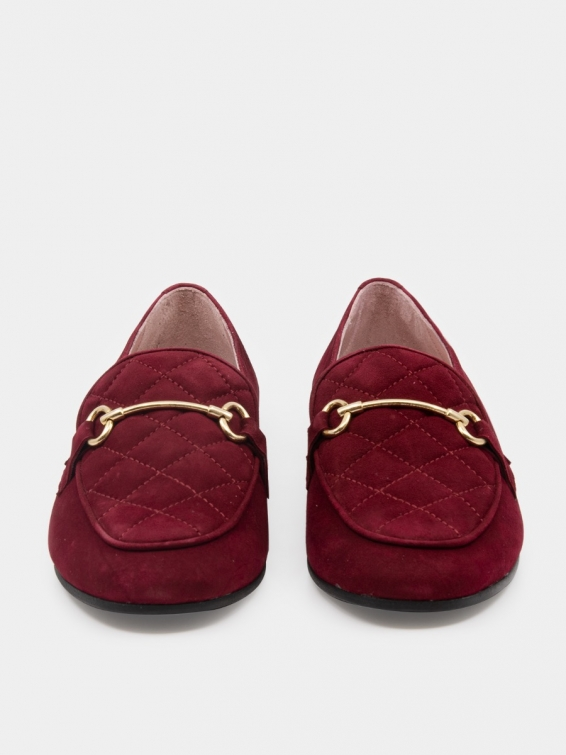 Loafers Nola tapestry color antik